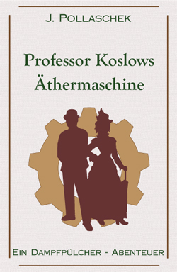 Professor Koslows Äthermaschine (Cover)