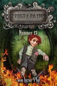 Cover: Frost & Payne. Nummer 23