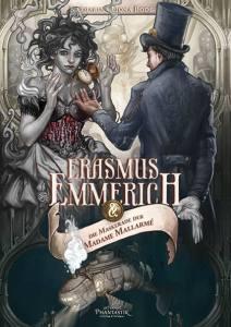 Cover: Erasmus Emmerich & die Maskerade der Madame Mallarmé