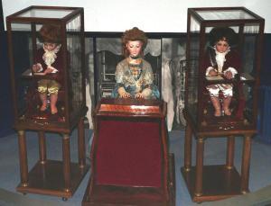 Die Automaten von Jaquet Droz