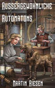 Cover: Aussergewöhnliche Automatons