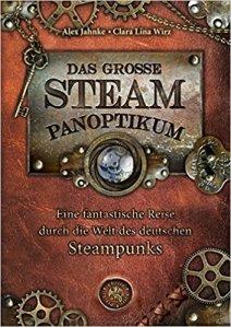 Cover: Das große Steampanoptikum