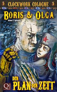 Cover: Boris & Olga: Der Plan der Zeit