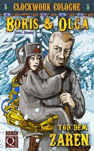 Cover: Boris & Olga: Tod dem Zaren